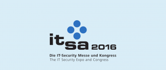 Rückblick it-sa Messe 2016 in Nürnberg